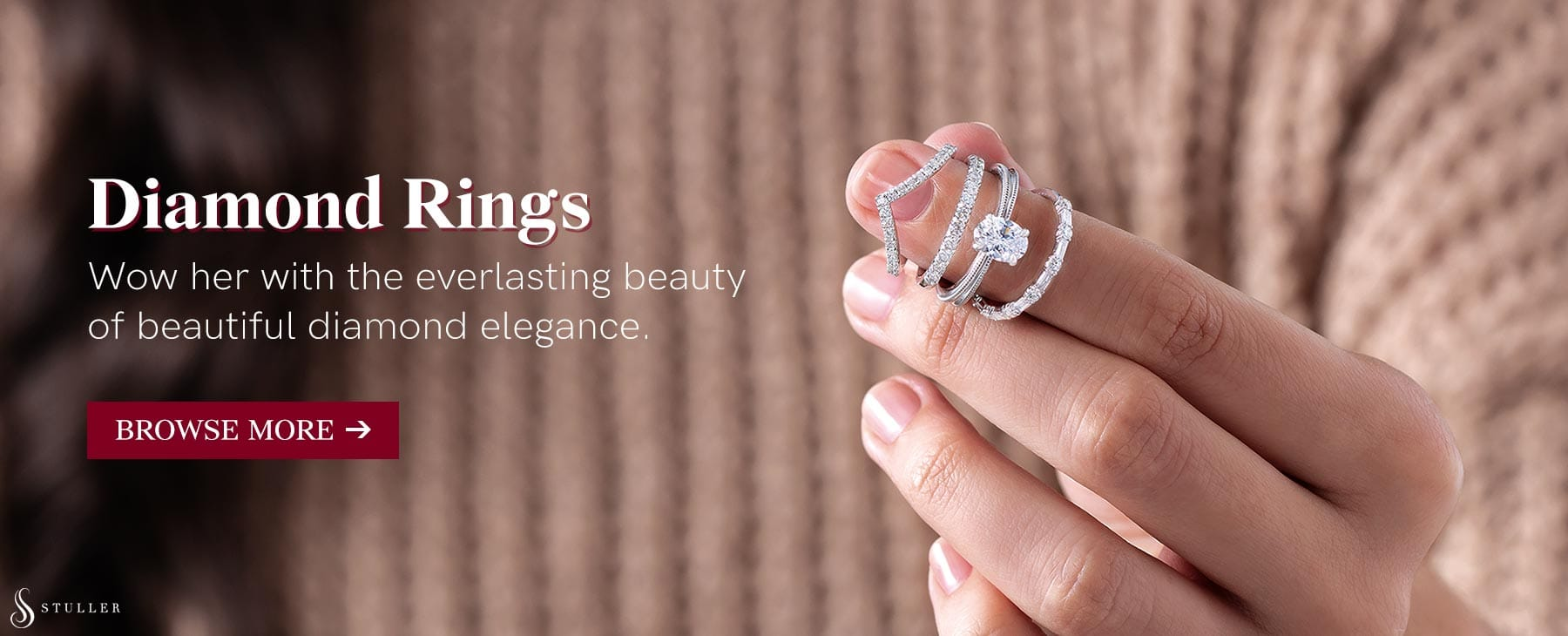 Shop Stuller Diamonds Rings At Henry's Jewelers